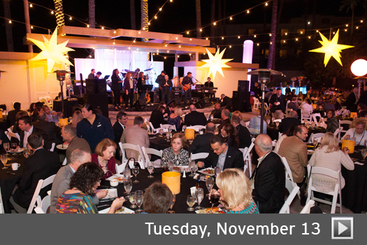 Strategic Growth Forum - Postcards from Palm Springs - Tuesday, November 13