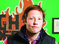 EY Entrepreneur Of The Year - Emerging winner - Will Dean
