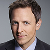 Seth Meyers speaks at EY Strategic Growth Forum