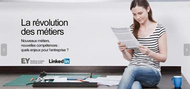 EY webmag - La révolution des métiers - Nouveaux métiers, nouvelles compétences : quels enjeux pour l'entreprise ?