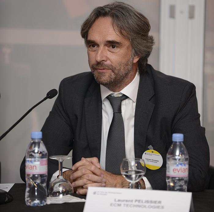 EY - Prix de l'Entrepreneur de l'Année - Laurent Pélissier, Président d'ECM Technologies (38)