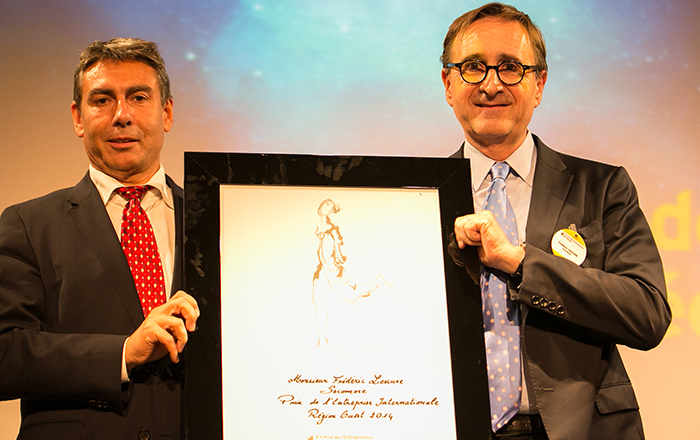 EY Prix de l'Entreprise Internationale région Ouest