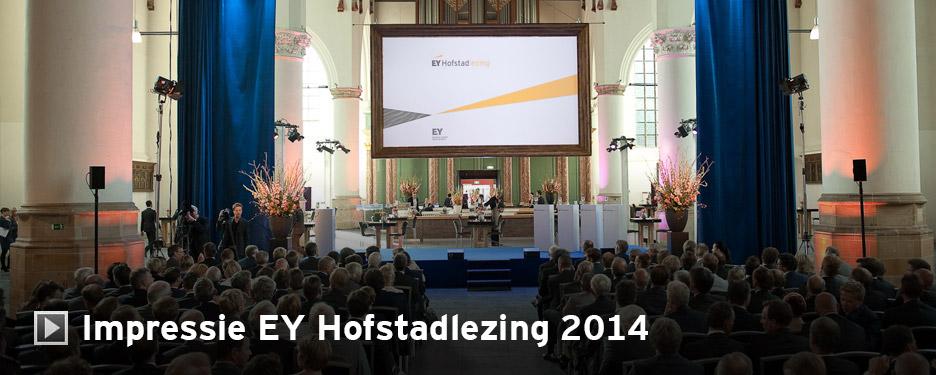 EY Hofstadlezing 2014 - impressie van de dag