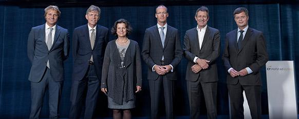EY Hofstadlezing 2014  - Sprekers