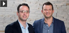 EY - David Vitek and Roby Sharon-Zipser, hipages Group