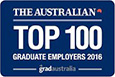EY - #4 in 2016 Top 100 Graduate Employer