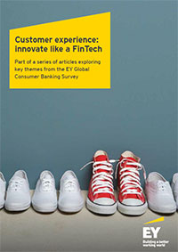 EY - Customer experience: innovate like a FinTech