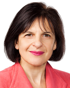Antoinette Elias, EY Asset Management Leader