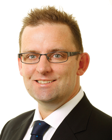 Ian McNeill, EY Tax Leader