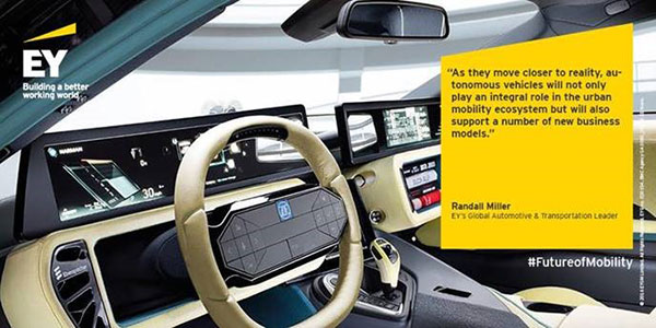 EY - Autonomous vehicles: how much human do we need?