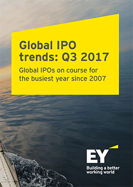 EY - Global IPO trends: Q3 2017