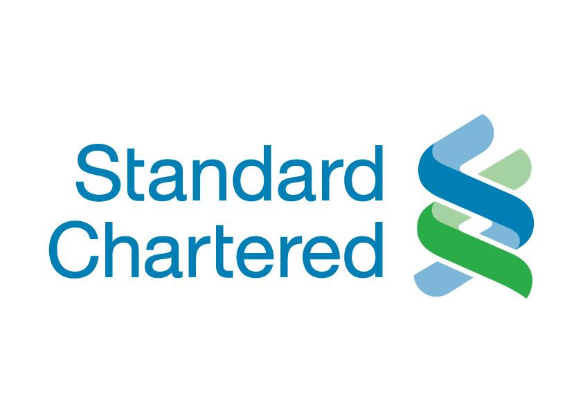 EY - Standard Chartered Logo