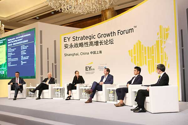 EY - Panel: Staying power – how do family businesses create long lasting success?