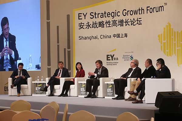 EY - Panel: Tomorrow's planet – renewable energy in the age of information