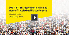 EY Entrepreneurial Winning Women™ Asia-Pacific conference 2017