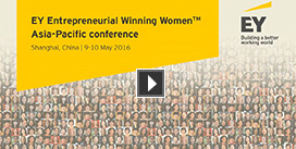 EY Entrepreneurial Winning Women™ Asia-Pacific conference 2016