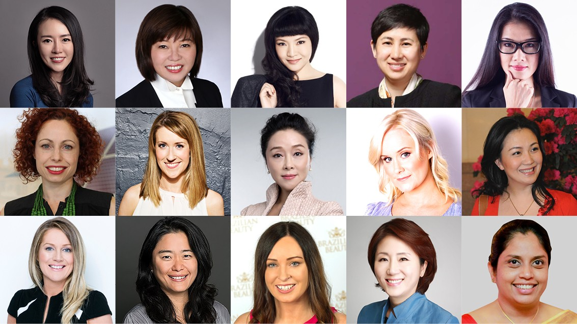 EY Entrepreneurial Winning Women™ Asia-Pacific