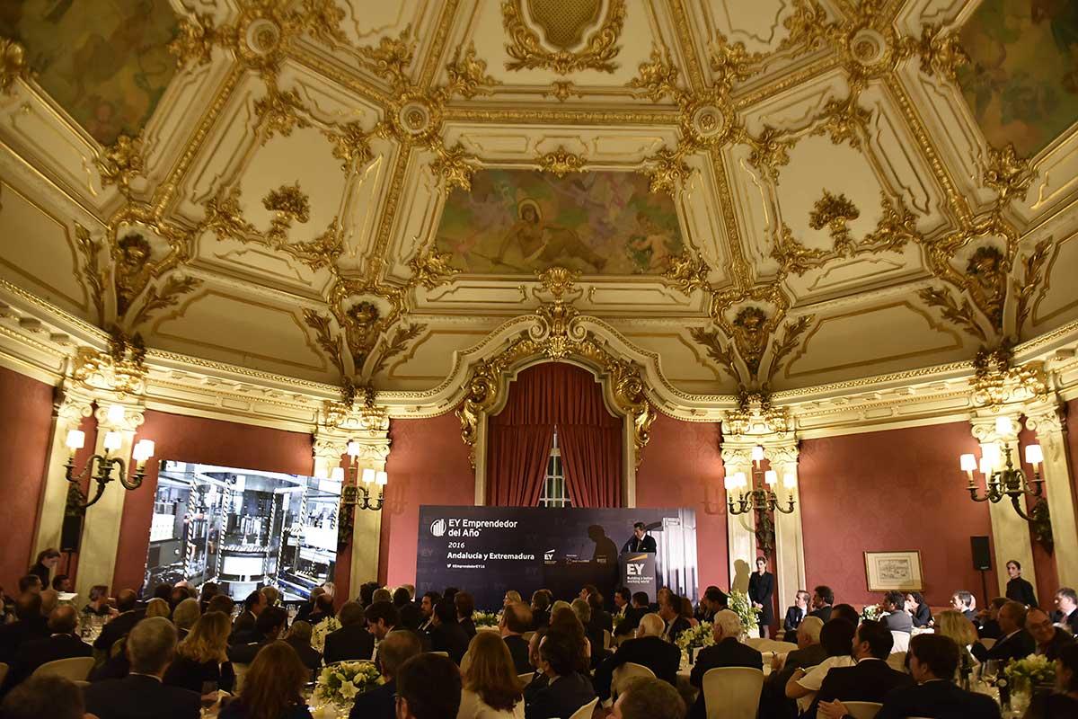 EY - Más de 160 personas se dieron cita en la edición regional de Andalucía y Extremadura el pasado 23 de noviembre