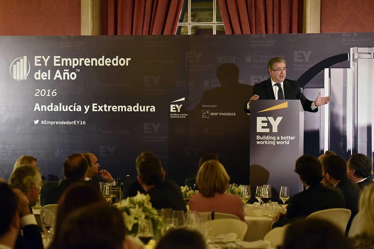 EY - Juan Ignacio Zoido, ministro de Interior