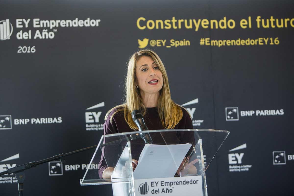 EY - Isabel Sánchez, Consejera Delegada de Disfrimur