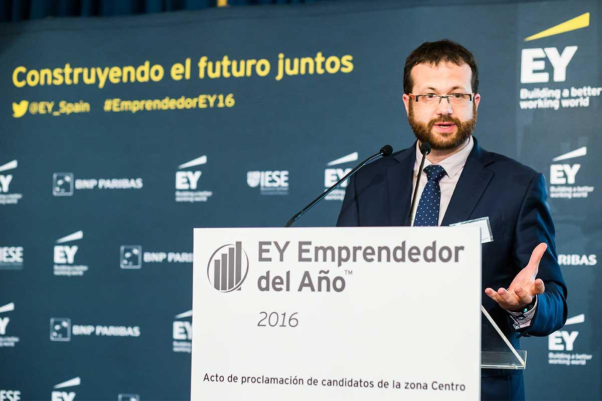 EY - Artur Yuste i Tarragó, Director General de Grupo Cuevas