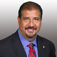 EY Global Chairman and Chief Executive Officer, Mark A. Weinberger