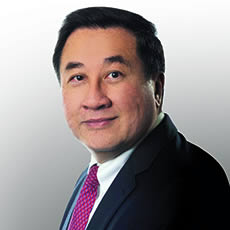 EY Area Managing Partner, Asia-Pacific, Steven Phan