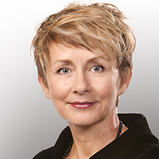 EY Global Vice Chair, Markets and Chair of Global Accounts Committee, Uschi Schreiber