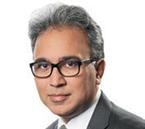 EY Chair of Emerging Markets Committee, Rajiv Memani