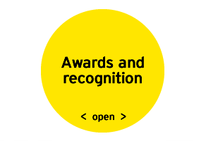 EY - Awards and recognition