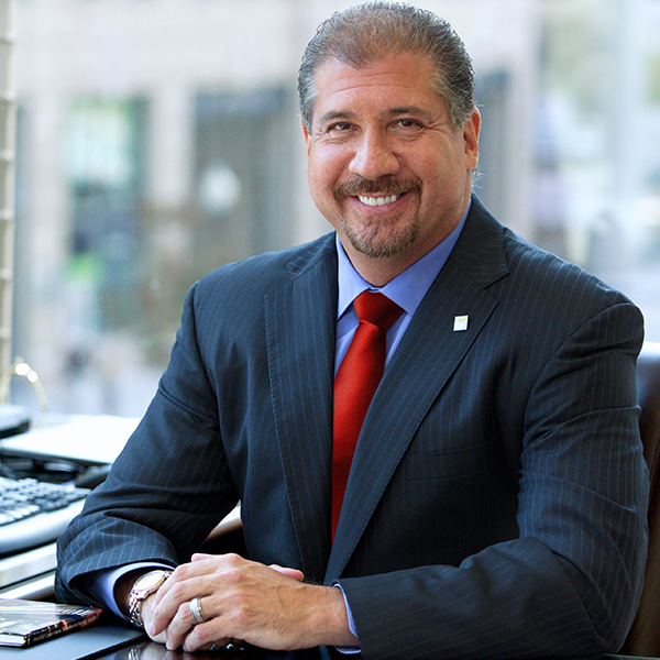EY CEO Mark Weinberger