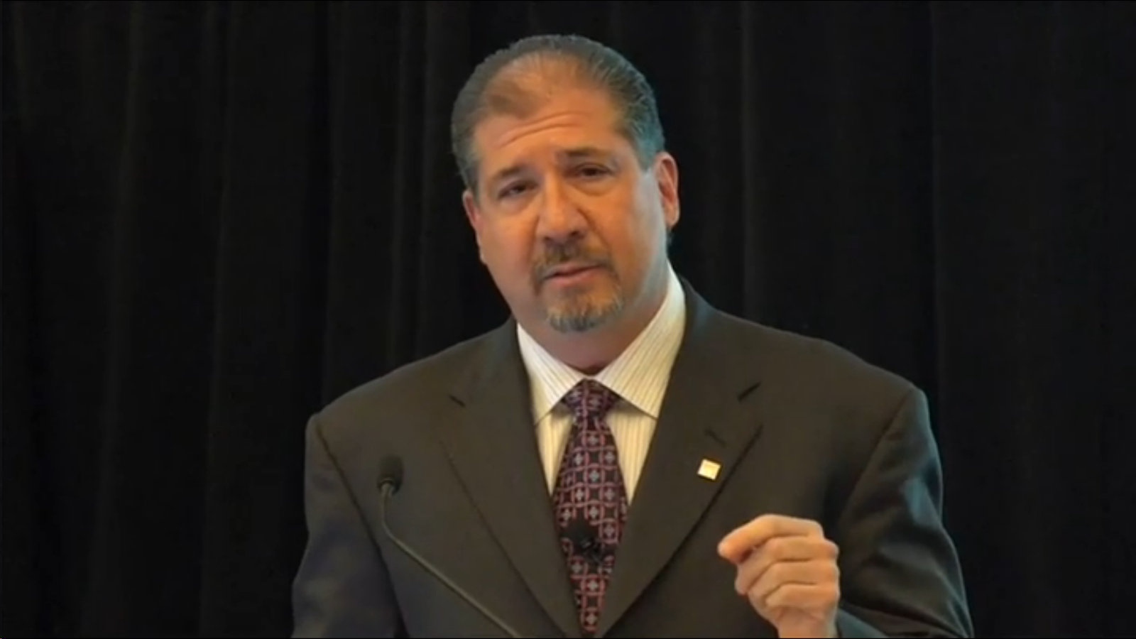 Mark Weinberger, Global Chairman and CEO, EY