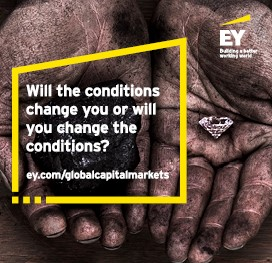 EY - Will the conditions change you or will you change the conditions?