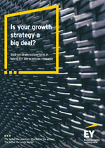 EY - Is your growth strategy a big deal?