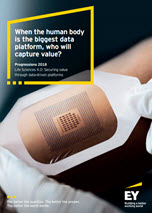 EY - Life Sciences 4.0: securing value through data-driven