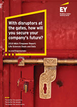 EY - With disrupters at the gates, how will you secure your company's future?