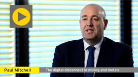 EY - The digital disconnect in mining and metals