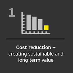 EY - Cost reduction