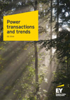 EY - Download the Power transactions and trends Q2 2016 report