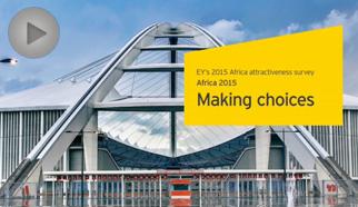 EY - 2015 Africa attractiveness survey