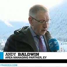 EY - Andy Baldwin on France 24