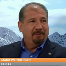 EY - Mark Weinberger on Reuters