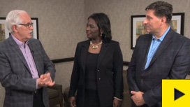EY - Women. Fast Forward: building gender parity in A&T: video