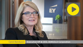 EY – Overcoming barriers for women in mining