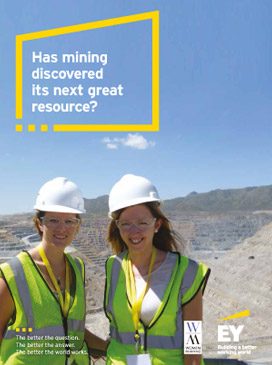 EY - Placing gender on the mining and metals agenda