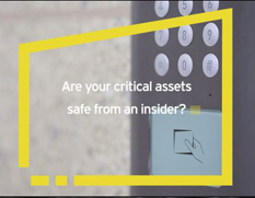 Video: Are your critical assets safe from an insider?