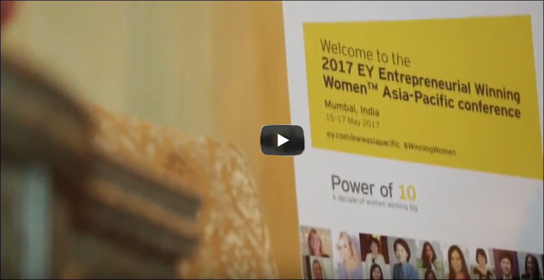 Highlights of 2017 EY Entrepreneurial Winning Women™ Asia-Pacific conference