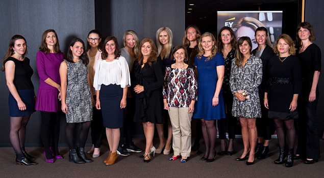 EY - Entrepreneurial Winning Women Europe – Class of 2017