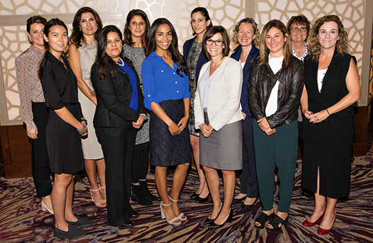 EY - Entrepreneurial Winning Women North America – Class of 2017