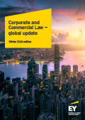 EY - Corporate and Commercial Law — global update